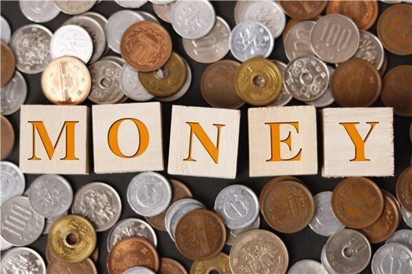 MONEY 円硬貨